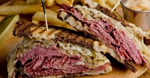 Pastrami vs Corned Beef