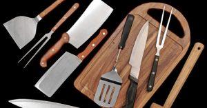 Best BBQ Knife Sets