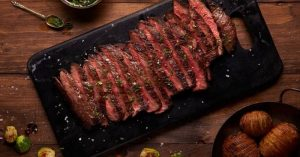 How to Smoke a Flank Steak on a Pellet Grill