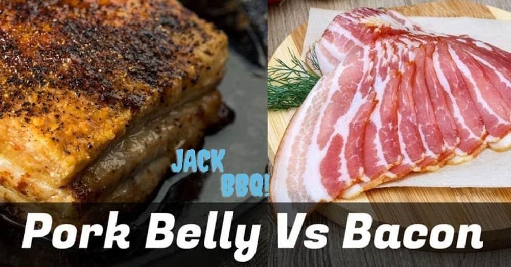 Pork Belly vs Bacon